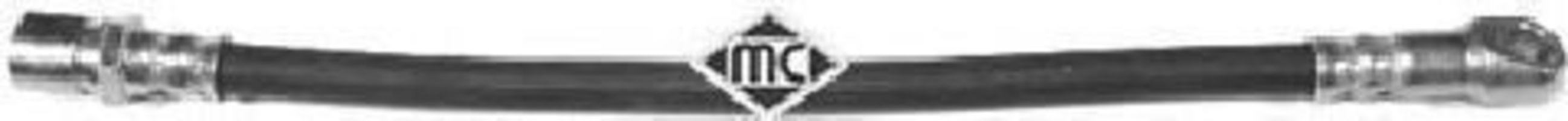 Шланг тормозной METALCAUCHO 96083