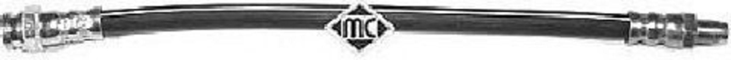 Шланг тормозной METALCAUCHO 96095
