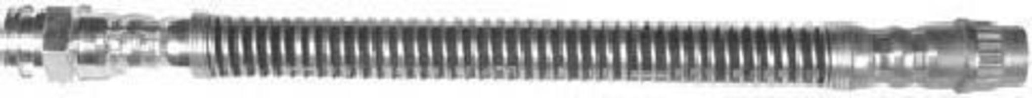 Шланг тормозной METALCAUCHO 96154