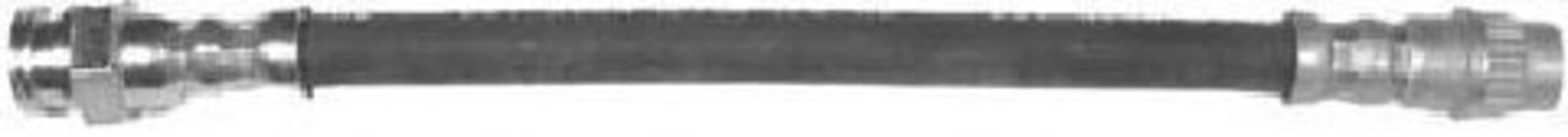 Шланг тормозной METALCAUCHO 96163