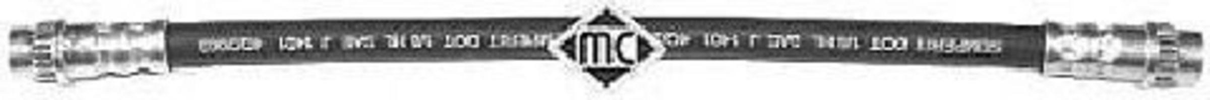 Шланг тормозной METALCAUCHO 96167