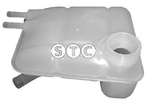 Бачок радиатора расширительный STC T403565