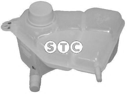 Бачек радиатора STC T403703
