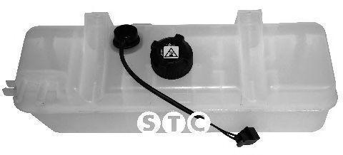 Бачок радиатора расширительный STC T403816