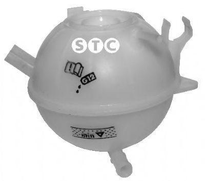 Бачок радиатора расширительный STC T403817