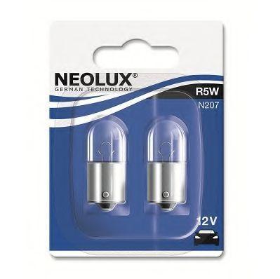 Купить Автолампа R5W комплект 2шт NEOLUX N20702B