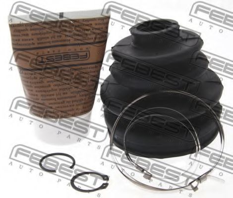 Пыльник ШРУС наружный комплект FEBEST 0117090