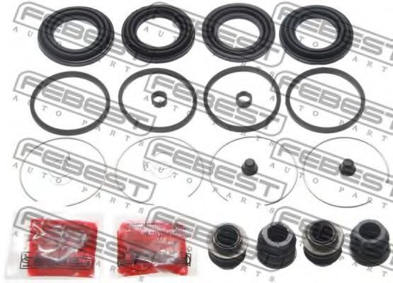 Ремкомплект тормозного суппорта FEBEST 0175JZX110F