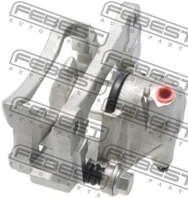 Суппорт тормозной FEBEST 0177-GRJ120RLH