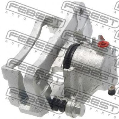 Суппорт тормозной FEBEST 0177-GRJ120RRH