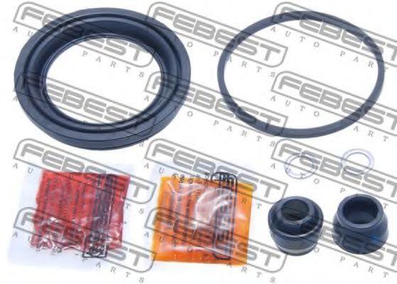 Ремкомплект, тормозной суппорт FEBEST 0375RAF