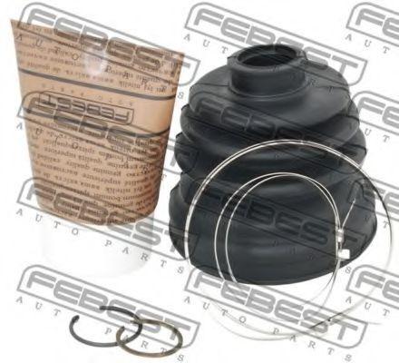 Пыльник ШРУС внутренний комплект FEBEST 0415-EA