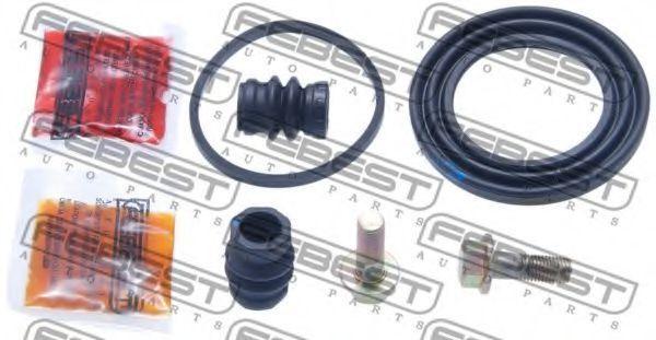 Ремкомплект тормозного суппорта FEBEST 0475DGF