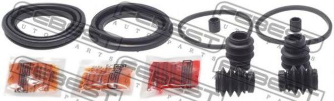 Ремкомплект тормозного суппорта FEBEST 1275MATF