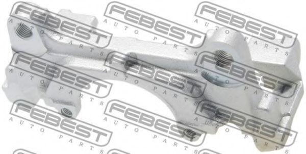 Скоба переднего тормозного суппорта FEBEST 2377CTIGF