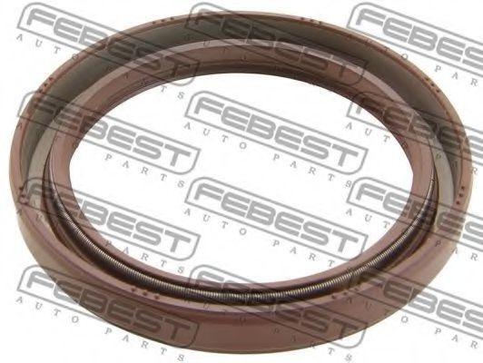 Уплотняющее кольцо, распределительный вал FEBEST 95GBY50650808R