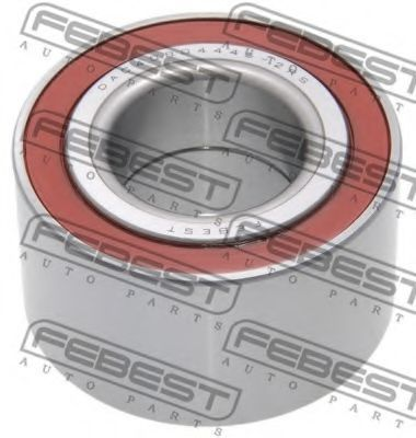 Подшипник ступицы FEBEST DAC40804445-2RS