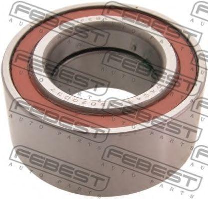 Подшипник ступицы колеса переднего FEBEST DAC4345820037