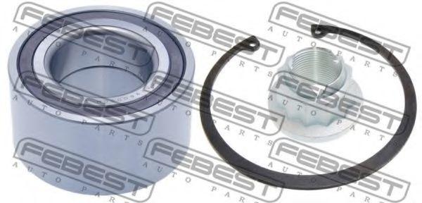 Подшипник ступицы колеса комплект FEBEST DAC51960050M-KIT