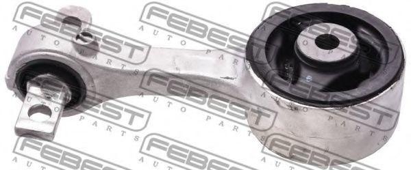 Опора двигателя правая FEBEST HM-FKRH