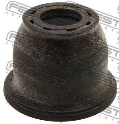 Пыльник рулевого наконечника FEBEST HTRBRB