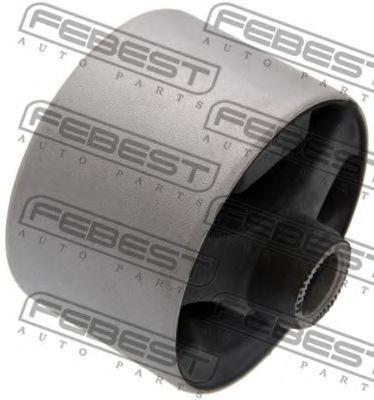 Сайлентблок подушки двигателя передней FEBEST KMB-CD16ATF
