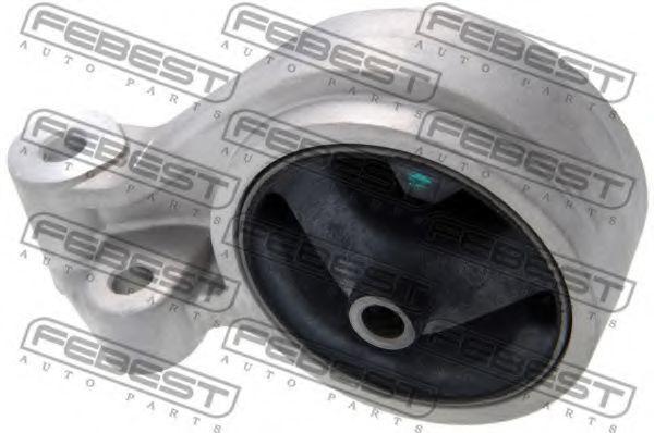 Опора двигателя задняя FEBEST KM-CERRR