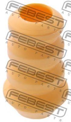 Отбойник заднего амортизатора FEBEST SBDG12R