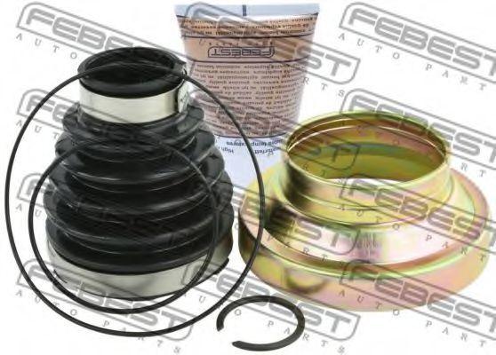 Пыльник ШРУС комплект FEBEST 0115PGRX133R