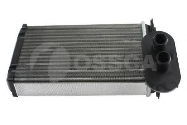 Радиатор отопителя салона OSSCA 00525