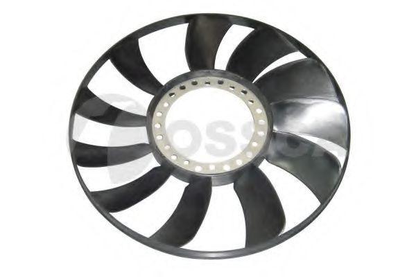 Крыльчатка вентилятора охлаждения двигателя OSSCA 01008