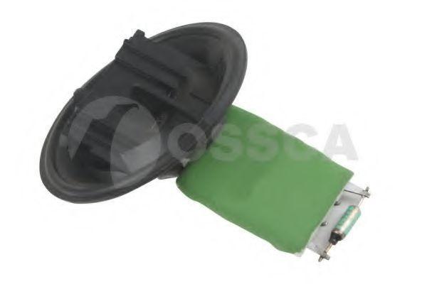 Резистор вентилятора отопителя OSSCA 08089