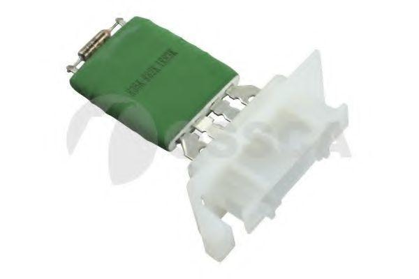Резистор вентилятора отопителя OSSCA 08084