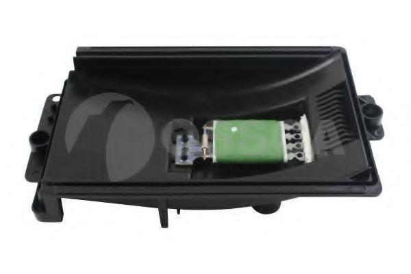 Резистор вентилятора отопителя OSSCA 09205