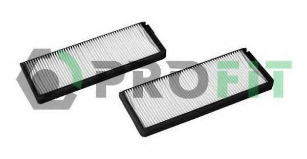 Купить Фильтр воздуха салона PROFIT 15212100