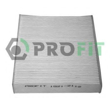Фильтр салона PROFIT 1521-2112