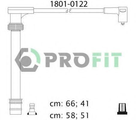 Провода высоковольтные комплект PROFIT 18010122