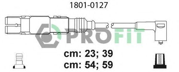 Провода высоковольтные комплект PROFIT 18010127