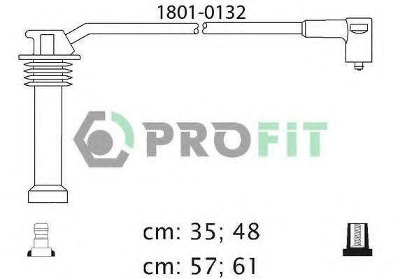 Провода высоковольтные комплект PROFIT 18010132