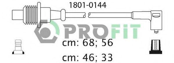 Провода высоковольтные комплект PROFIT 1801-0144