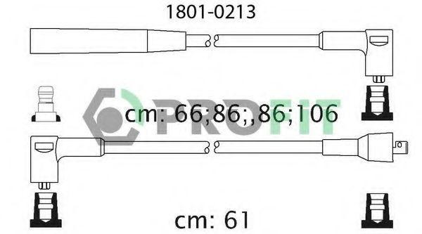 Провода высоковольтные PROFIT 18010213