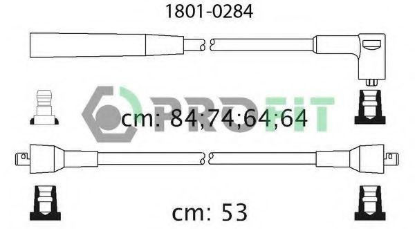 Провода высоковольтные комплект PROFIT 18010284