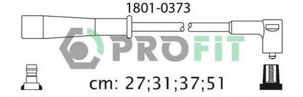 Провода высоковольтные комплект PROFIT 1801-0373