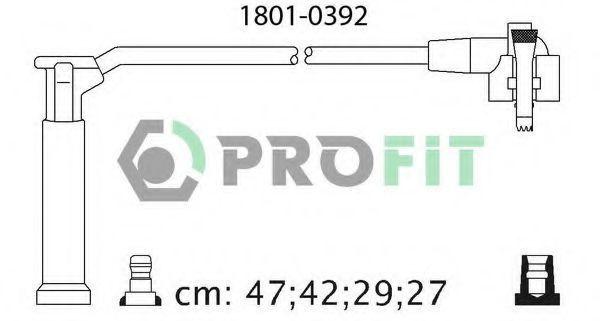 Провода высоковольтные комплект PROFIT 18010392
