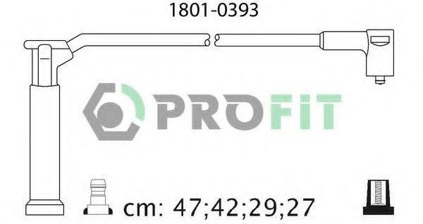 Провода высоковольтные комплект PROFIT 18010393