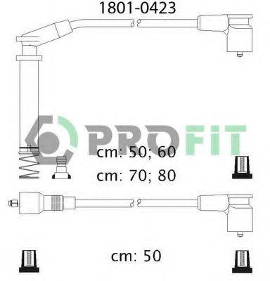 Провода высоковольтные PROFIT 18010423