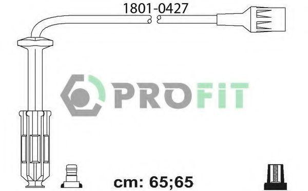 Провода высоковольтные комплект PROFIT 18010427