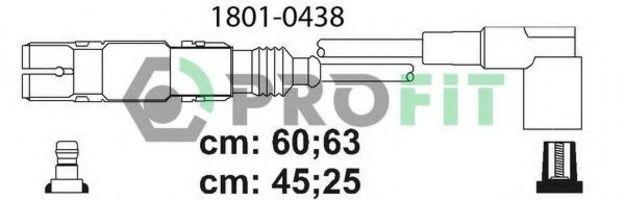 Провода высоковольтные комплект PROFIT 18010438