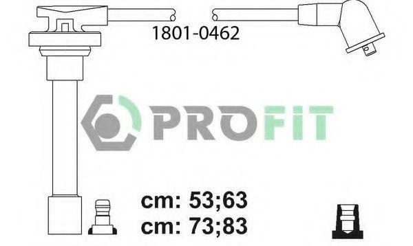 Провода высоковольтные комплект PROFIT 1801-0462