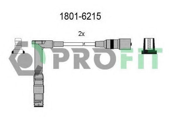 Провода высоковольтные комплект PROFIT 18016215